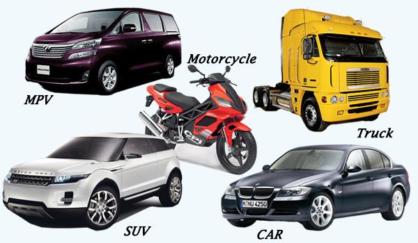 видове автомобили